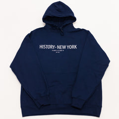 History Of New York Coordinates