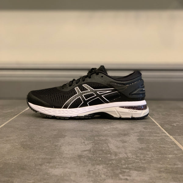 Asics WMNS Gel-Kayano 25 - Black/White