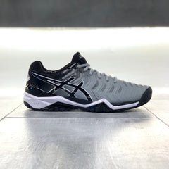 Asics Gel-Resolution 7 - Grey/Black