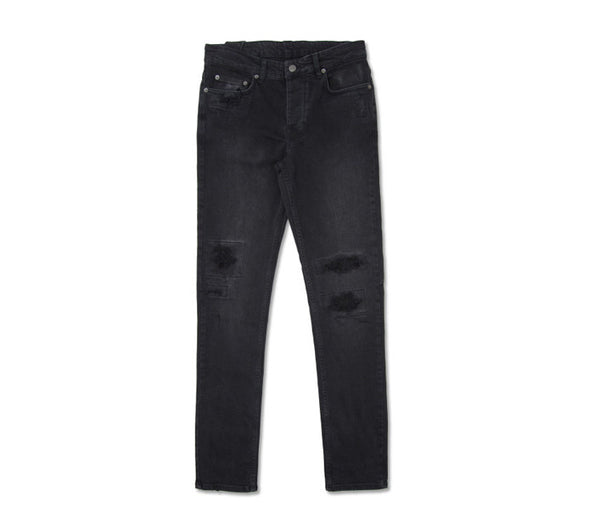 Ksubi Chitch Jean - Boneyard Black