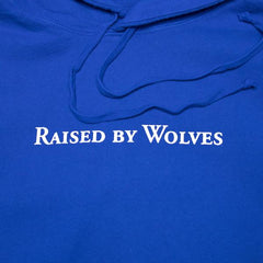 RAISED BY WOLVES LOGOTYPE SWEATSHIRT