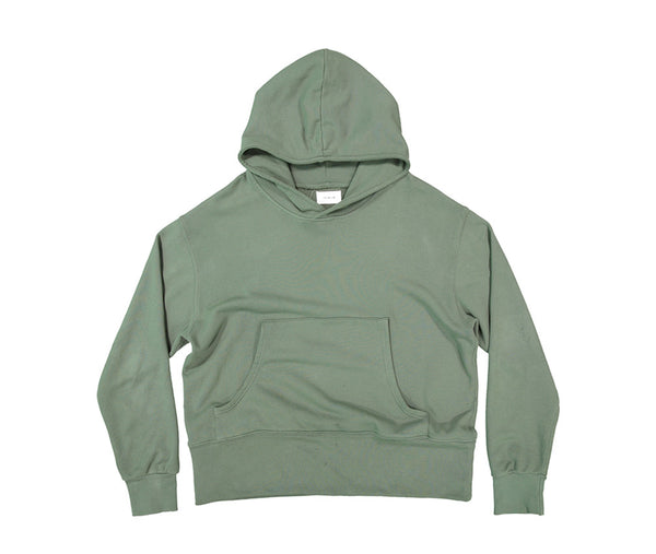Premium Co Hooded Pullover - Pond Green