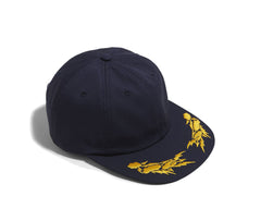 Raised by Wolves Death From Above Polo Cap - Navy
