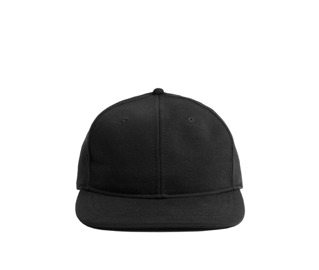 7b98e729b6 Reigning Champ 5 Panel Hat - Black – History of New York Powered by   Sneaker Lounge