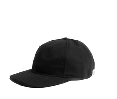 Reigning Champ 5 Panel Hat - Black