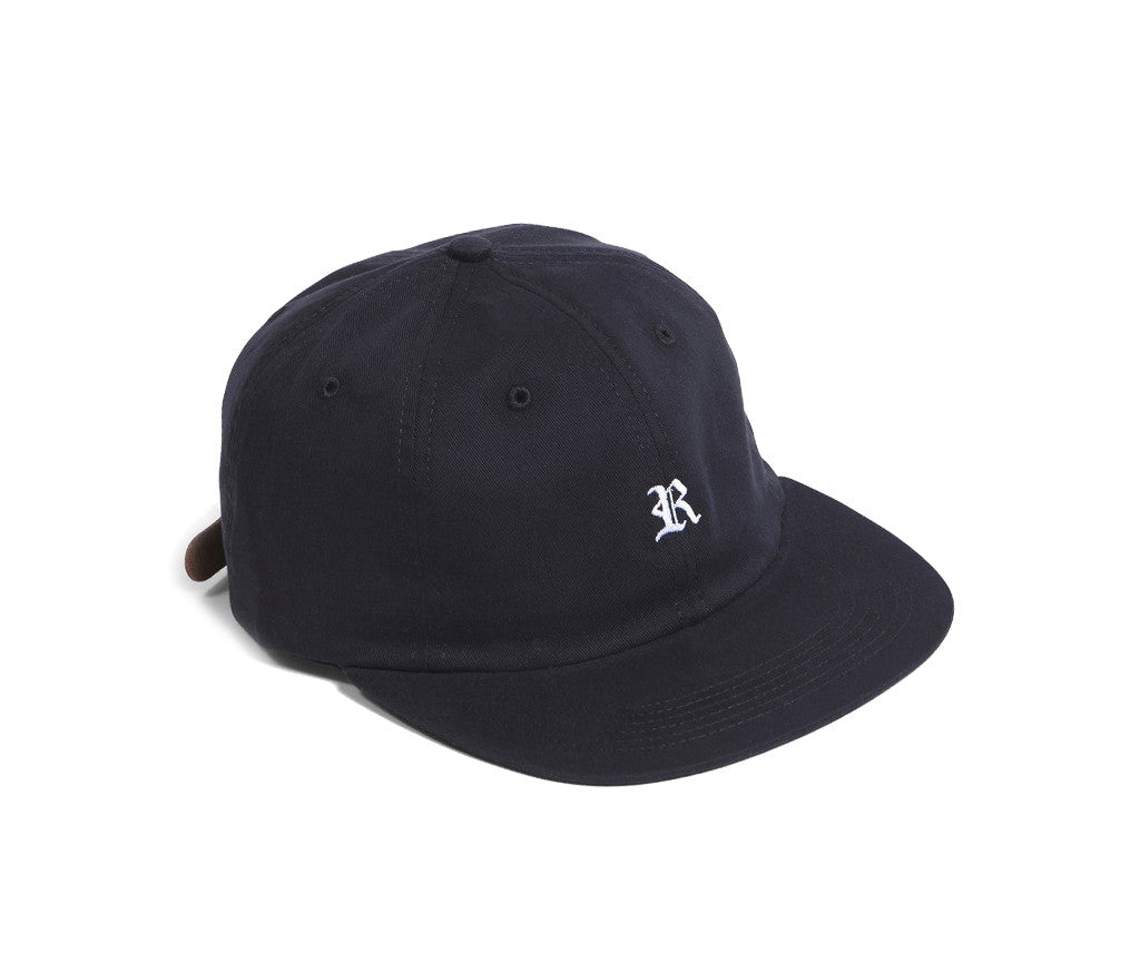 123a1f1324b Raised by Wolves Gothic Polo Cap - Black – History of New York Powered by   Sneaker Lounge