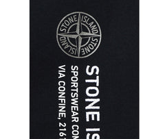 Stone Island Industrial T-Shirt - Black