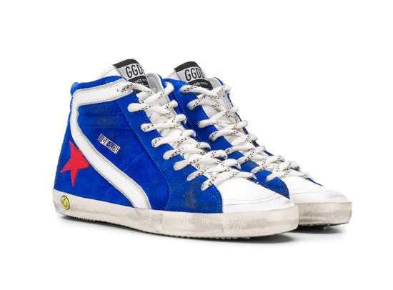 Golden Goose High Top Sneaker