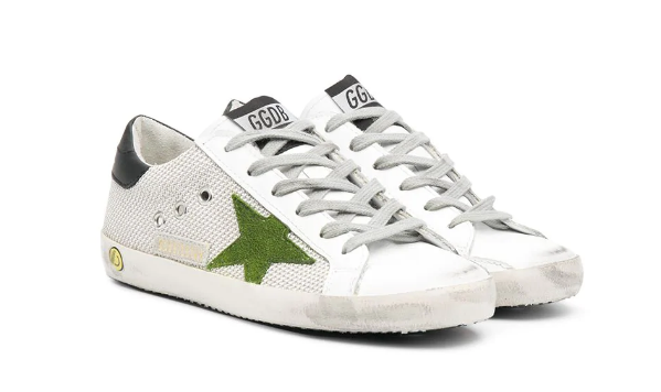 Golden Goose Superstar Low Sneaker