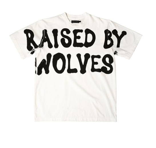 Raised by Wolves Security Tee