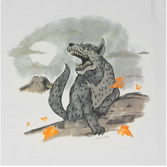"Raised by Wolves ""Souvenir Redux T-Shirt"""