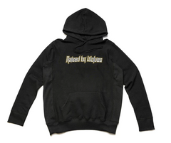 Raised by Wolves Brutalist Hoody