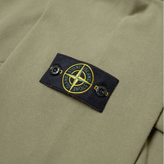 Stone Island Garment Dyed Pullover Hoody