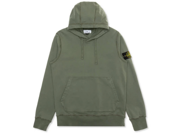 Stone Island Patch Hoody
