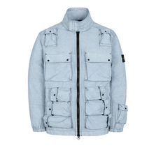 Stone Island Canvas Placcato Jacket