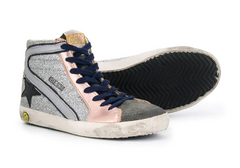 Golden Goose Distressed High Top Sneaker