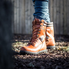 Timberland Winter Extreme GTX Tall Boot- MD Brown/Full Grain