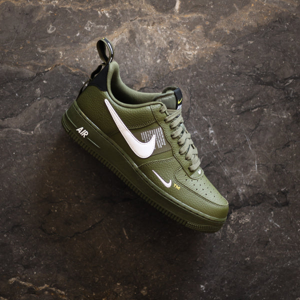 best website bb87d ffe44 Air Force 1 07 LV8 Utility - Olive