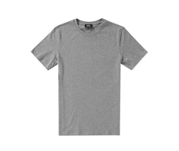 A.P.C. Jimmy T-Shirt - Grey