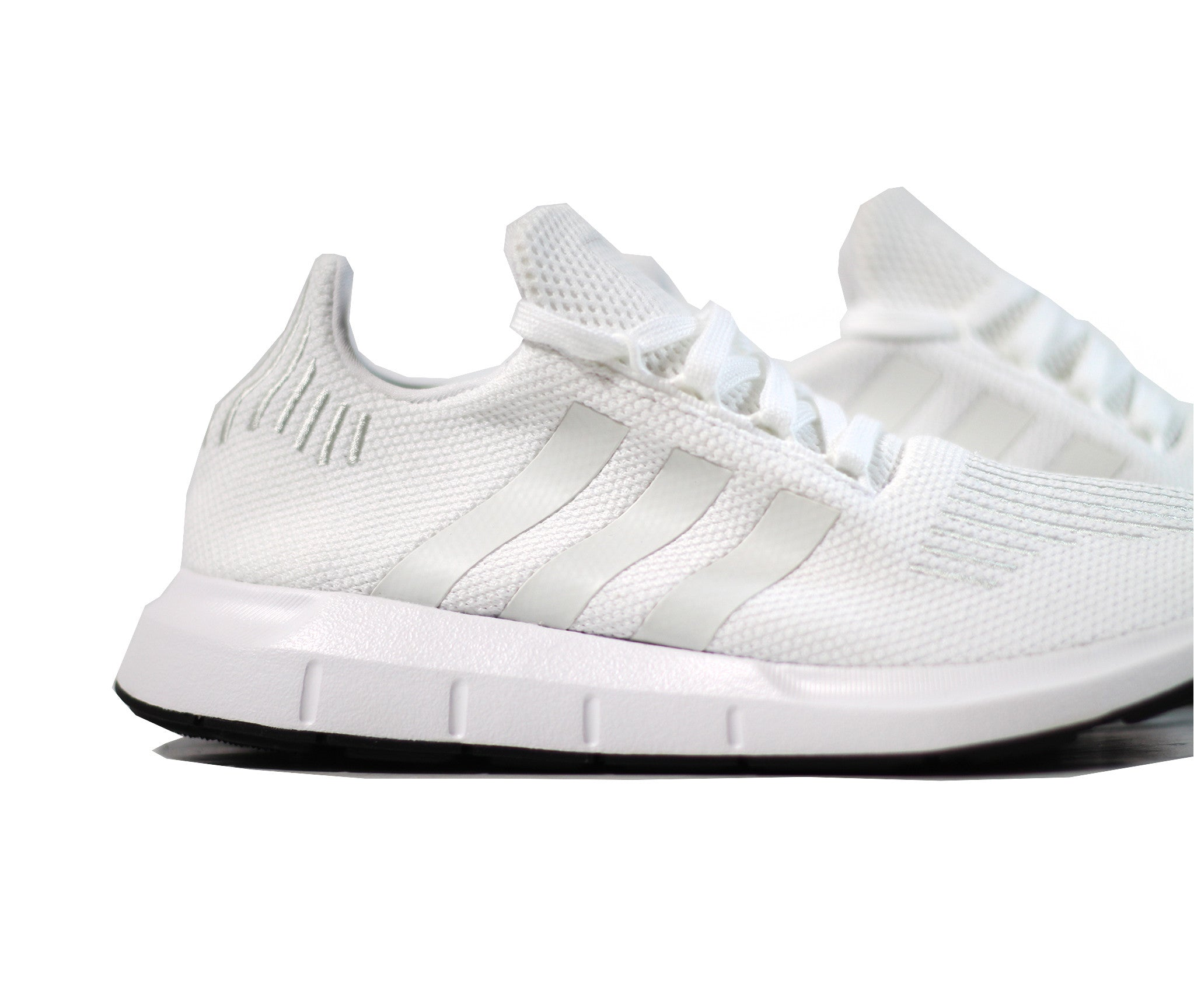 Adidas Swift Run - White White – History of New York Powered by ... 3301a3564