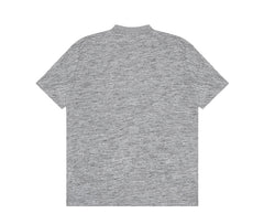 Stampd Mock Neck T-shirt - Grey