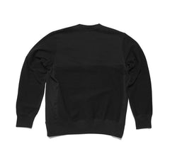 Raised by Wolves Windsor Crewneck Sweatshirt - Black