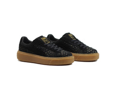 Puma Women's Platform Exotic Skin - Black