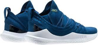 "UA Curry 5 ""Moroccan Blue"""