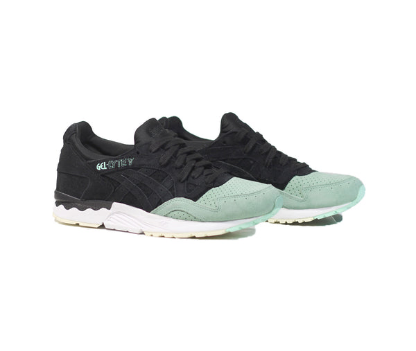 Asics Gel-Lyte V - Black/Green