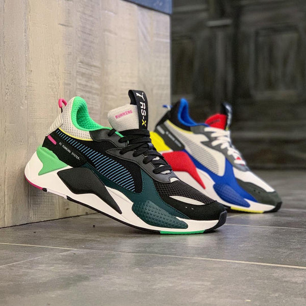 Puma RS-X Toy - Black