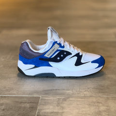 Saucony Grid 9000 - White/Blue