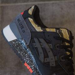 Asics Gel-Lyte III - Black/Red