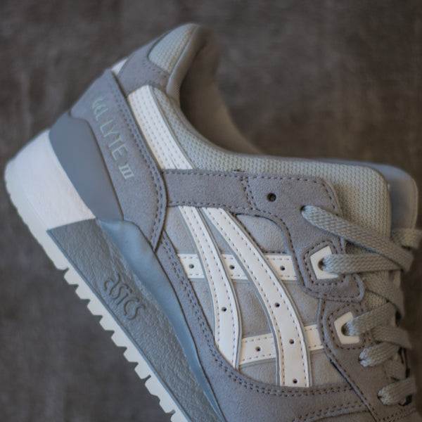 Asics Gel-Lyte III - Grey/White