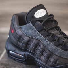 NIKE Air MAx 95 NRG - Black/Team Red-Anthracite