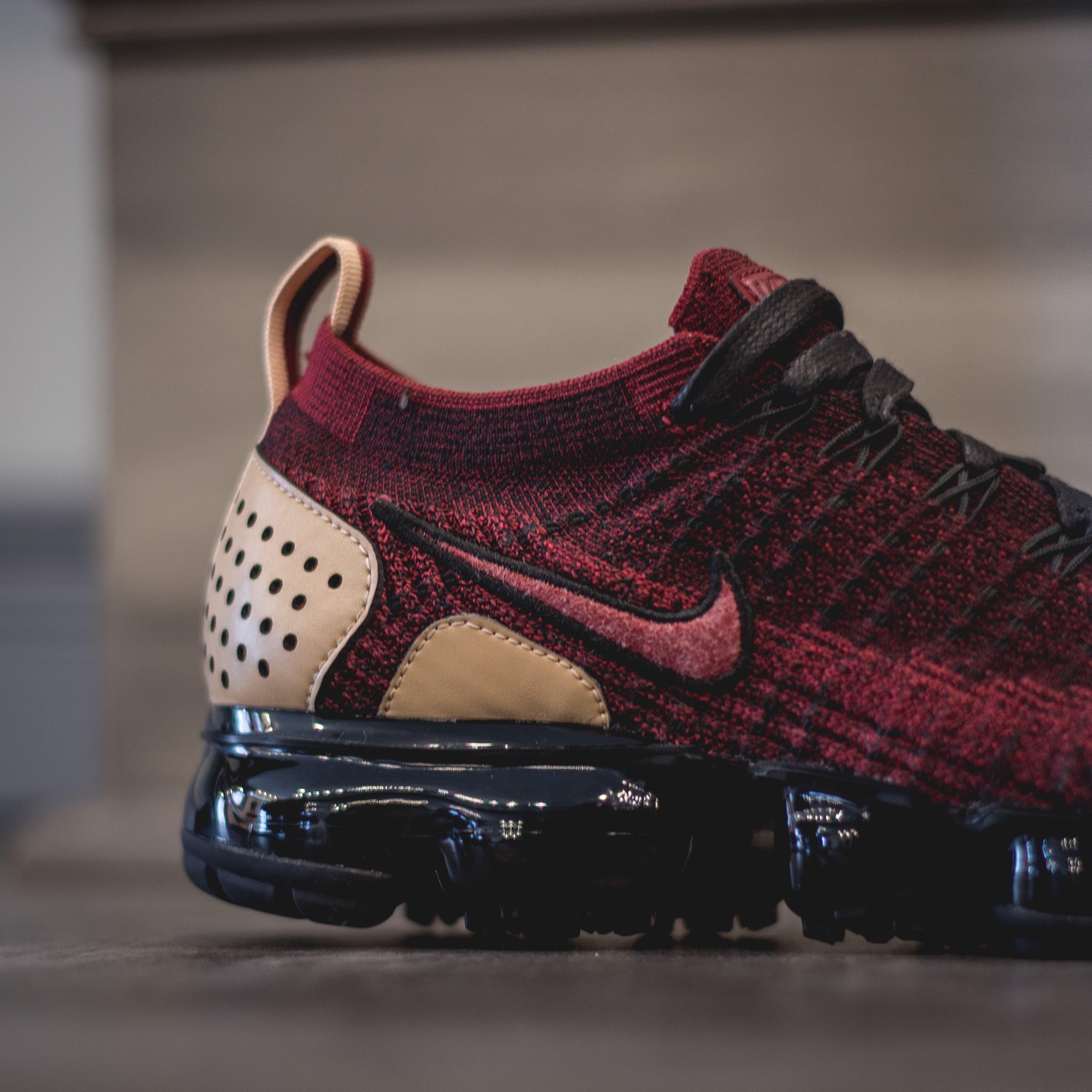 efaa516b88a NIKE Air VaporMax FK 2 NRG - Team Red Team Red-Black – History of ...