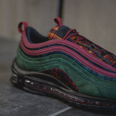 NIKE Air Max 97 NRG 'Jacket Pack' - Team Red/Midnight Spruce