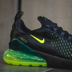 NIKE Air Max 270 - Black/Volt-Black-Oil