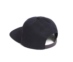 Raised by Wolves Gothic Polo Cap - Black