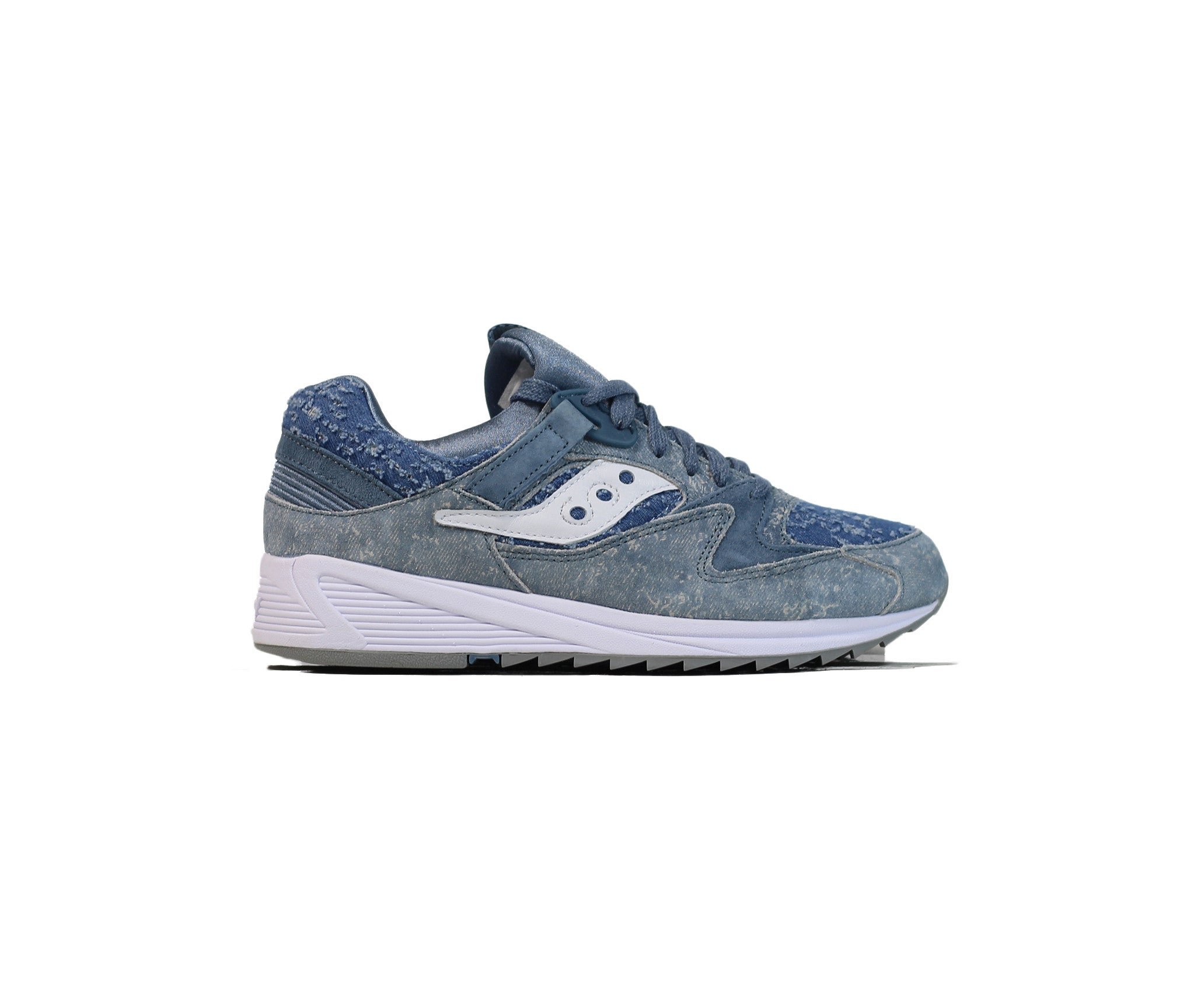 3061e1fd6373 Saucony Grid 8500 MD - Blu Den – History of New York Powered by ...
