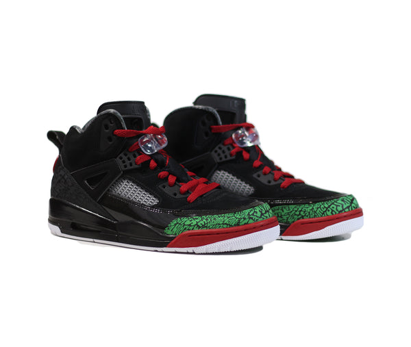 Jordan Spizike - Black/Classic Green/White/Varsity Red