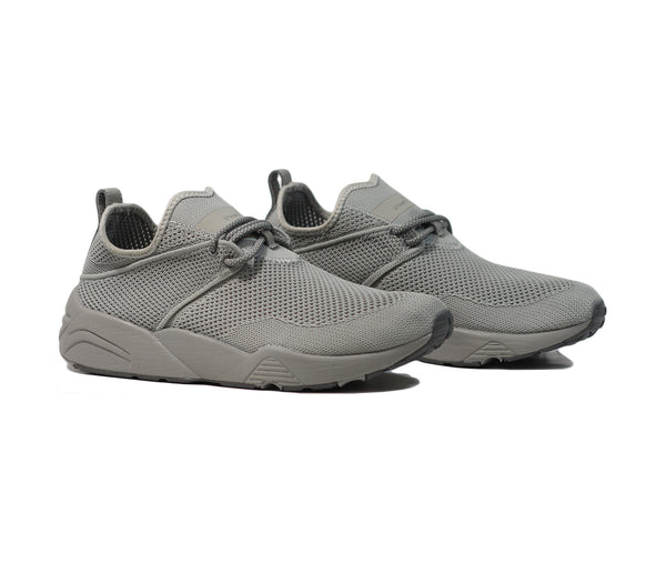 Puma x Stampd Trinomic Woven - Steel Grey