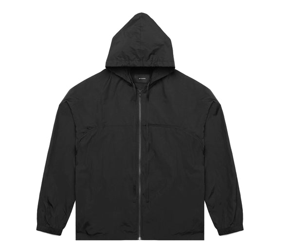 Stampd Packable Nylon Jacket - Black