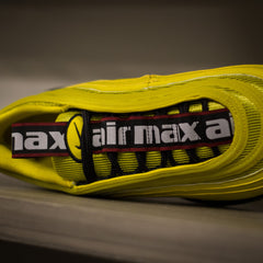 NIKE Air Max 97 PRM - Bright Citron/Black