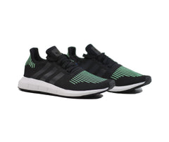 Adidas Swift Run - Black/Green
