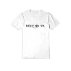 History of New York Coordinates T - White
