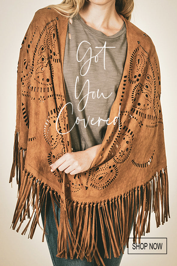 Southern Girls Jackets Wraps & Cardigans