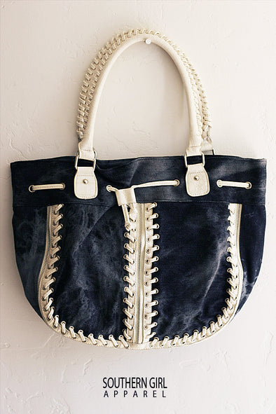 Denim Dreams Handbag Purses & Handbags - SouthernGirlApparel.com