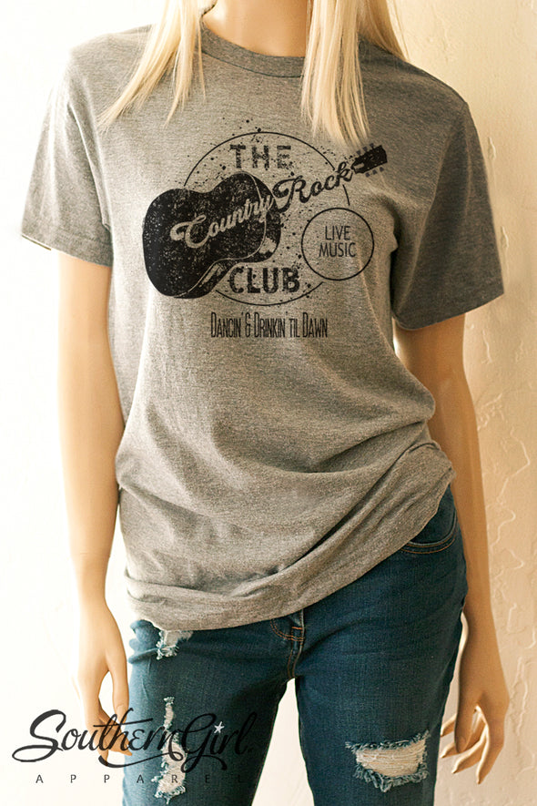 The Country Rock Club T-Shirt - Southern Girl