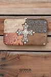 Leather & Cross Wallet Purses & Handbags - SouthernGirlApparel.com