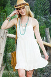 Women's Cream Sundress
